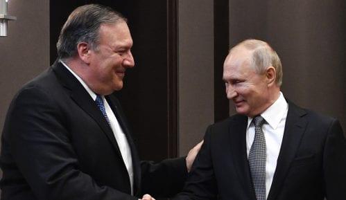 Putin: Želim ponovo da uspostavim potpune odnose sa SAD 4