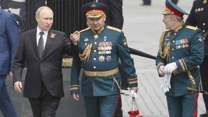 VOA: Putin preti proizvodnjom novih raketa 1