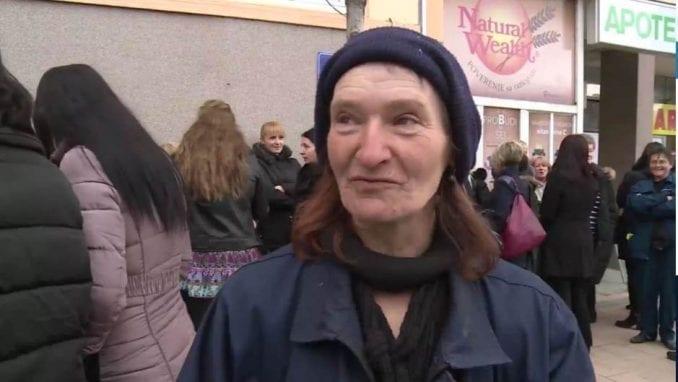 Žena iz priloga N1 o skupu podrške Jutki tvrdi da je sama otišla iz preduzeća 1