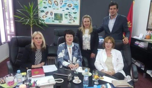 Predsednica Saveza žena lekara Rusije boravi u Crnoj Gori 1