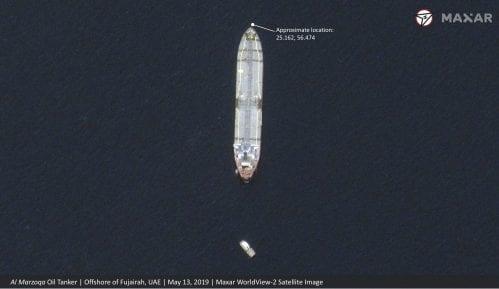 AP: Na satelitskim snimcima se vidi da su tankeri u Zalivu bili meta sabotaže 13