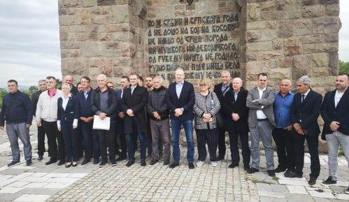 Đilas: Osnovan ogranak Saveza za Srbiju za Kosovo i Metohiju 2