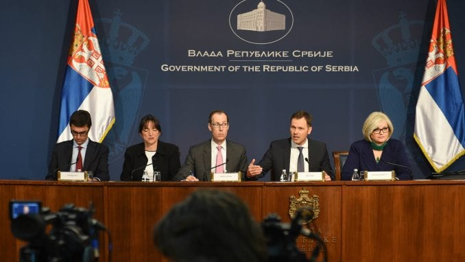 MMF: Privredni rast Srbije snažan, javni dug pada, inflacija niska i stabilna 1