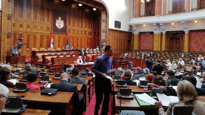 Skupština: Javno slušanje predloga zakona o nestalim bebama 28. novembra 1