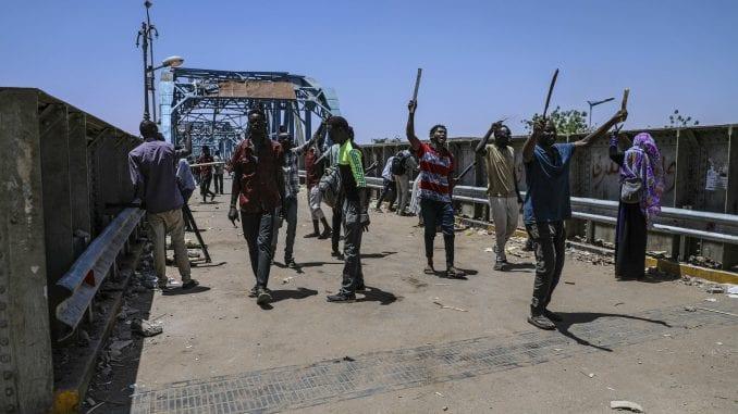 Lideri protesta u Sudanu pozvali na generalni štrajk 1