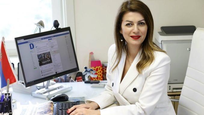 Matić: Po broju studentkinja na IKT smerovima Srbija iznad proseka 1