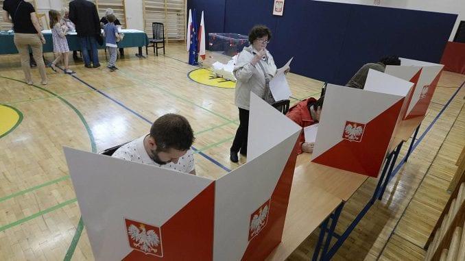 Pobeda vladajuće partije u Poljskoj 1