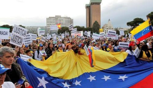 Venecuela proterala ambasadorku EU 1