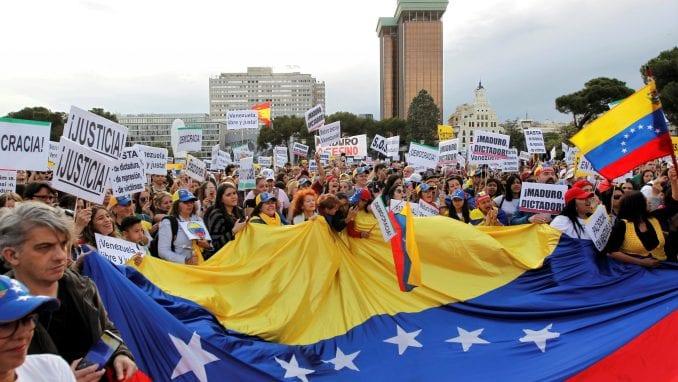 Venecuela proterala ambasadorku EU 5