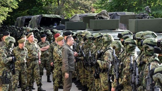 Vulin: Vojska Srbije možda nije najopremljenija, ali je jedna od najbolje obučenih 4