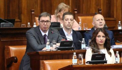 Vučić: Velike sile ocenile da su u Zubinom potoku prekoračene mere 13