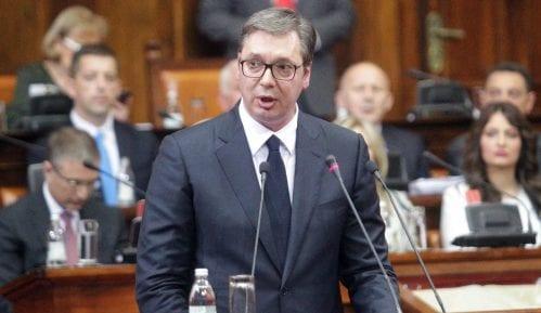 Pokret Otadžbina: Vučićev izveštaj trasira put sporazumu koji planira da potpiše s Prištinom 1