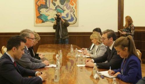 Vučić u razgovoru sa Čepurinom: Prethodna dva dana bila veoma teška za Srbe na KiM 6