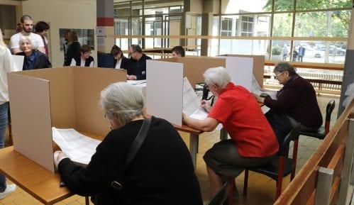 Izlazne ankete: HDZ četiri, SDP tri mandata 12