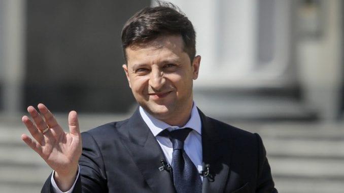 Ukrajinci poručuju Zelenskom uoči susreta sa Putinom: Nema predaje 1
