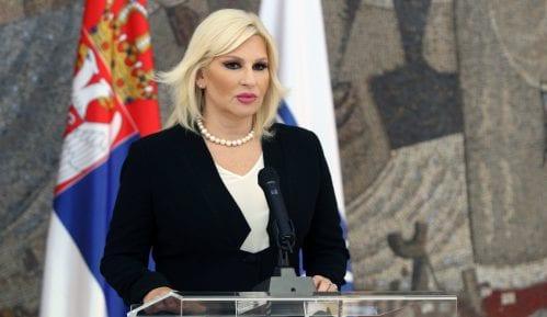 Mihajlović pozvala medije da poštuju pravo na privatnost u slučaju Monike Karimanović 1