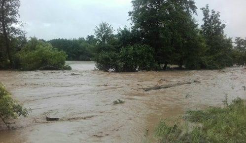 Vanredna situacija i dalje na snazi u sedam sela opštine Knić 5