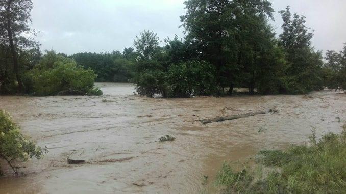 Vanredna situacija i dalje na snazi u sedam sela opštine Knić 1