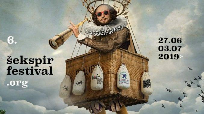 Šekspir festival od večeras u Novom Sadu i u Čortanovcima 1