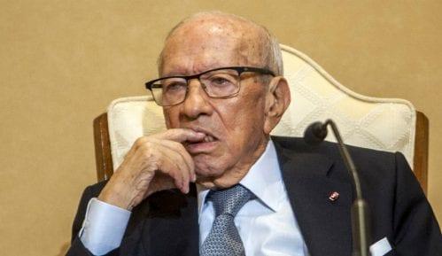 Predsednik Tunisa ponovo u bolnici 12