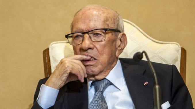 Predsednik Tunisa ponovo u bolnici 1