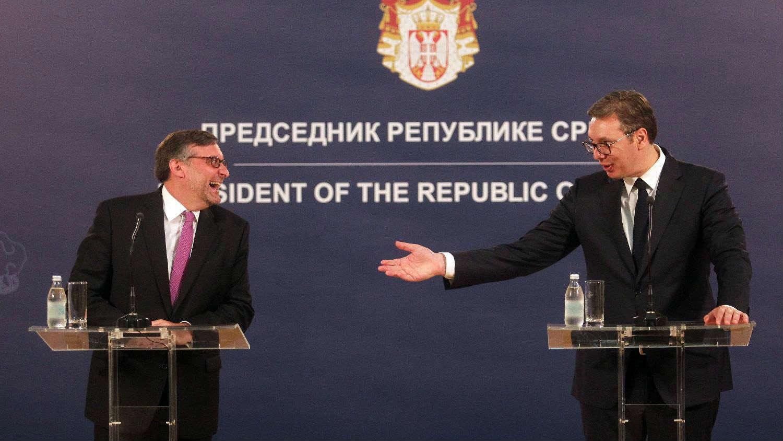 Vučić: Srbija će nastaviti da se zalaže za kompromis u rešavanju pitanja KiM 1