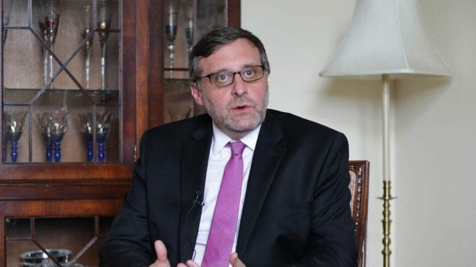 Palmer u Podgorici: SAD će se ponovo fokusirati na Zapadni Balkan 4