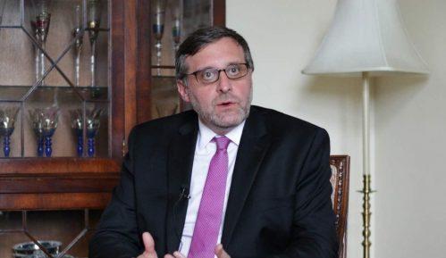 Palmer: Sledeća kosovska vlada mora da bude spremna da suspenduje tarife 8