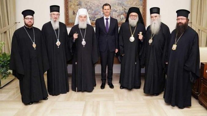SPC i Pravoslavna crkva Antiohije: Svet istinito da sagleda problem terorizma 1