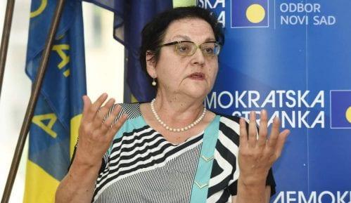 Etički odbor DS doneo preporuku da Gordana Čomić bude isključena iz stranke 1