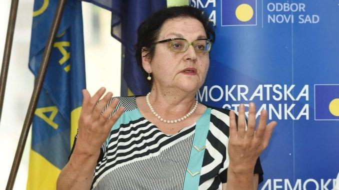 Etički odbor DS doneo preporuku da Gordana Čomić bude isključena iz stranke 3