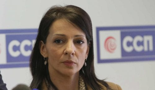 Tepić: Plan Brnabićeve je jedino održanje na vlasti 2