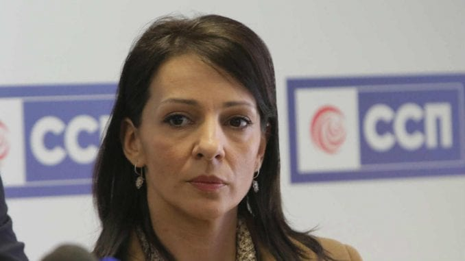 Marinika Tepić pita premijerku da li je bila nosilac liste i ko je glasao za nju 2