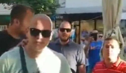 Ko su ljudi koji su izvređali opozicionare prekjuče u Šapcu? 11
