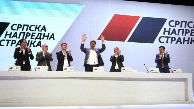 "Aktivisti SNS do daljeg ne idu ""među narod"" 1"