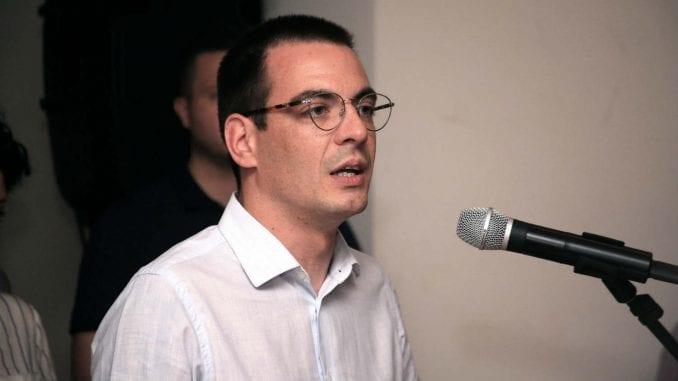 Bastać: Stojanović nema kvalifikacije da bi bio v.d. palilulskog doma zdravlja 4