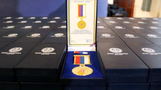 Ratnim veteranima medalje umesto prava 1
