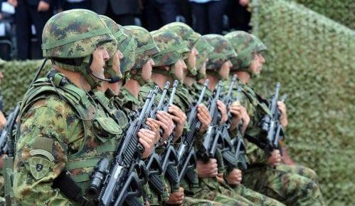 Vulin na ispraćaju: Ne zaboravite da nosite srpsku zastavu i uniformu 14