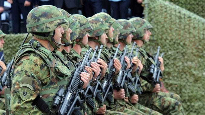 Vojska Srbije primila 78 podoficira i vojnika u profesionalnu službu na neodređeno 7