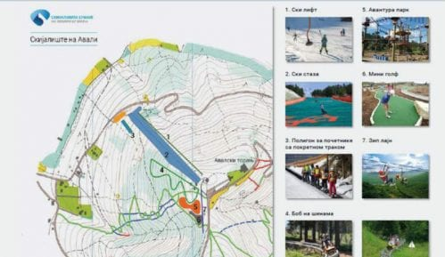 Seku šumu i propise za ski centar na Avali 7