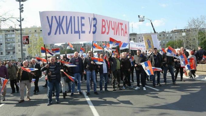 Državne pare za odlazak na Vučićev miting 2