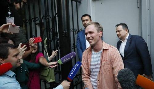 Putin oslobodio novinara iz zatvora 2