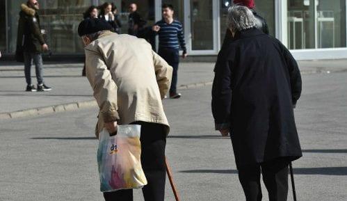 Počinje isplata jednokratne pomoći penzionerima od 5.000 dinara 9