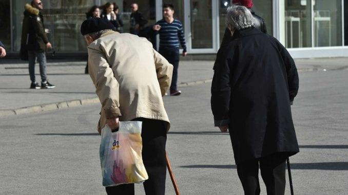 Počinje isplata jednokratne pomoći penzionerima od 5.000 dinara 1