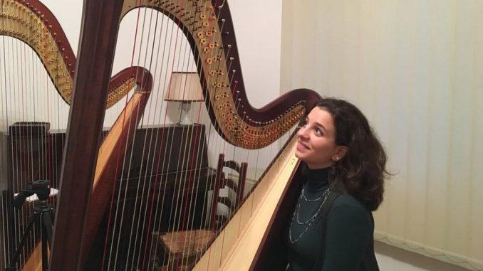 Harfistkinja Zoja Đorđević: Kako u Srbiji svirati instrument od 20.000 evra 4