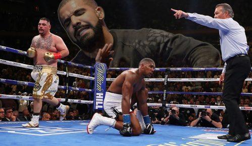 """Entoni Džošua: Drejkova """"kletva"""" kriva za poraz britanskog boksera 8"""