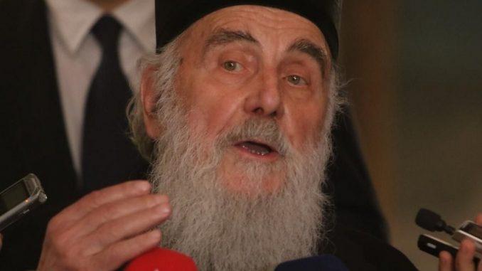 Patrijarh Irinej: To što radi Đukanović nisu radili ni Turci ni komunisti 4