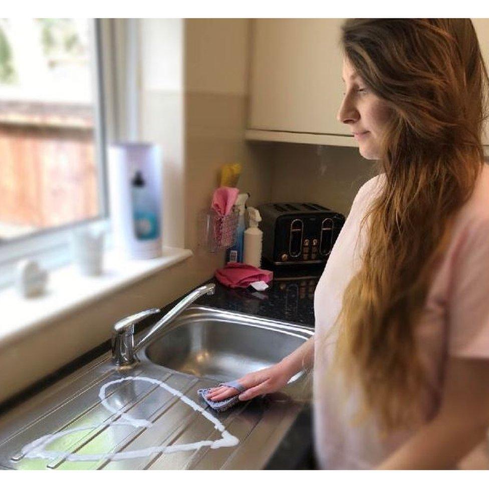Herijet u kuhinji