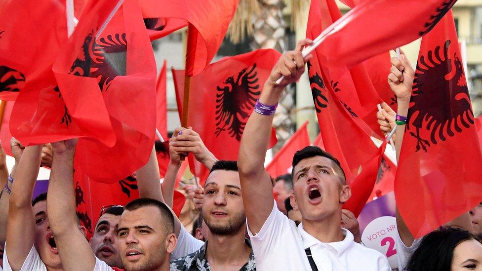 Tirana, 25. jun 2017.