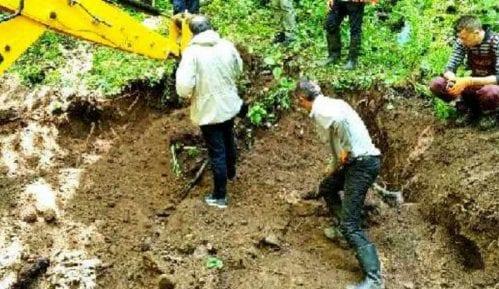Na lokalitetu Lokvice, na Igmanu, pronađena masovna grobnica 14